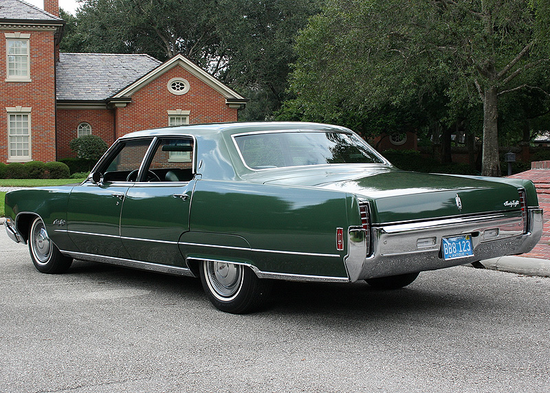 Coopers Classic Cars 1970 Oldsmobile 98 LS